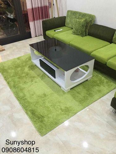 thảm lông lót sàn