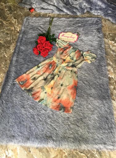 thảm chụp ảnh quần áo